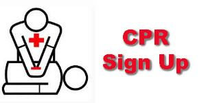 CPR Sign Up
